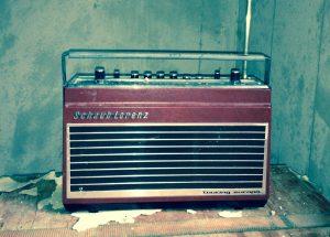 altes Radio